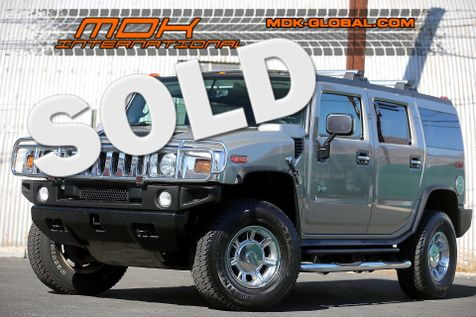 2005 Hummer H2 SUV - Navigation - Bose - 3rd row in Los Angeles