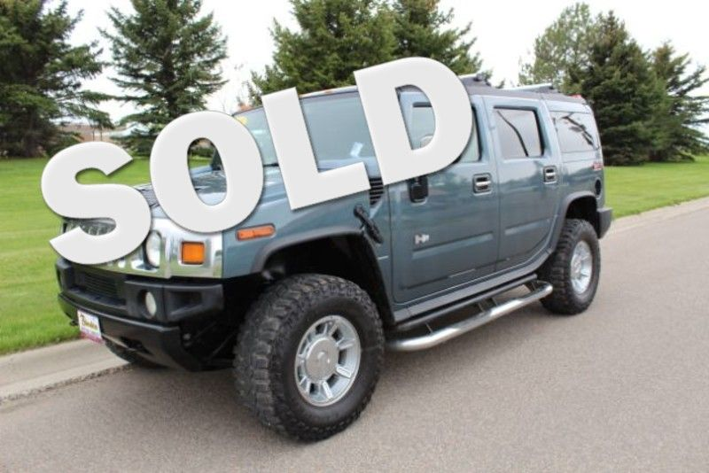 2005 Hummer H2 SUV  city MT  Bleskin Motor Company   in Great Falls, MT