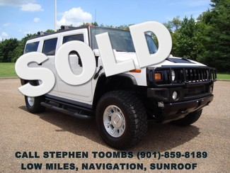 2005 Hummer H2 LUXARY PKG, NAVIGATION, SUNROOF in Memphis Tennessee