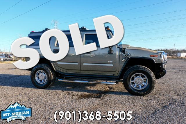 2005 Hummer H2 SUV | Memphis, Tennessee | Tim Pomp - The Auto Broker in Memphis Tennessee