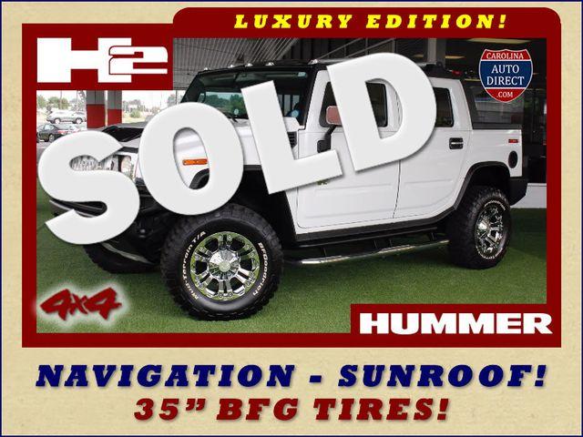 2005 Hummer H2 SUT LUXURY EDITION 4X4 - NAVIGATION - SUNROOF! Mooresville , NC 0