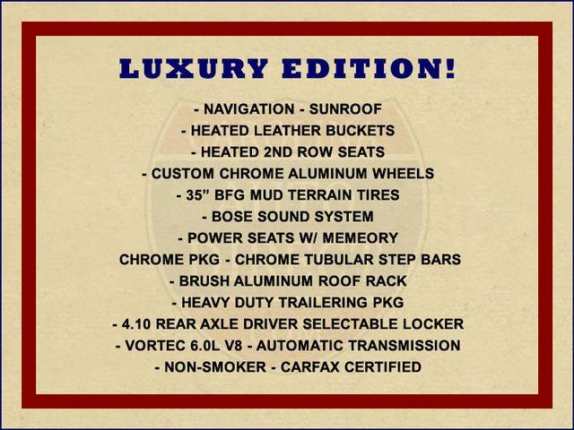 2005 Hummer H2 SUT LUXURY EDITION 4X4 - NAVIGATION - SUNROOF! Mooresville , NC 1