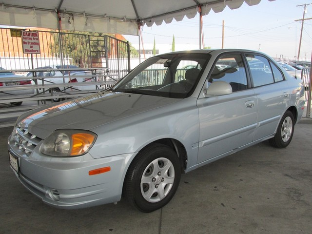 2005 Hyundai Accent GLS Please call or e-mail to check availability All of our vehicles are avai