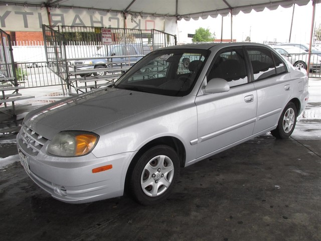 2005 Hyundai Accent GLS Please call or e-mail to check availability All of our vehicles are ava