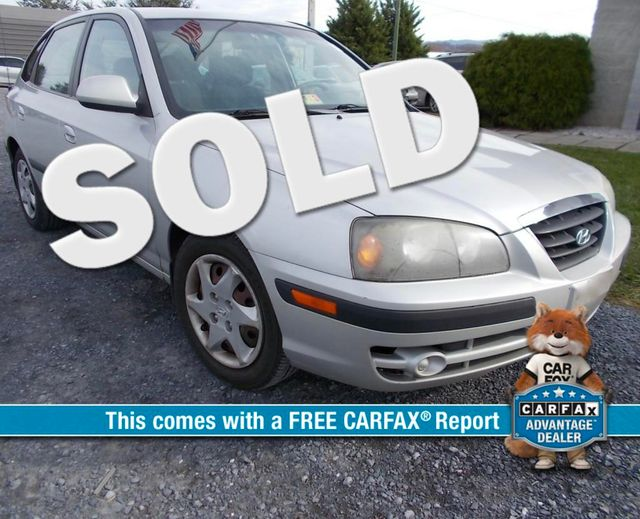 2005 Hyundai Elantra GLS | Harrisonburg, VA | Armstrong's Auto Sales in Harrisonburg VA