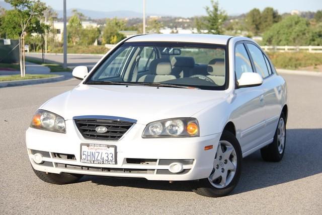 2005 Hyundai Elantra GLS Santa Clarita, CA 4