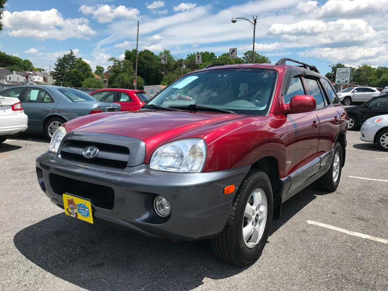 2005 Hyundai Santa Fe GLS  in Frederick, Maryland