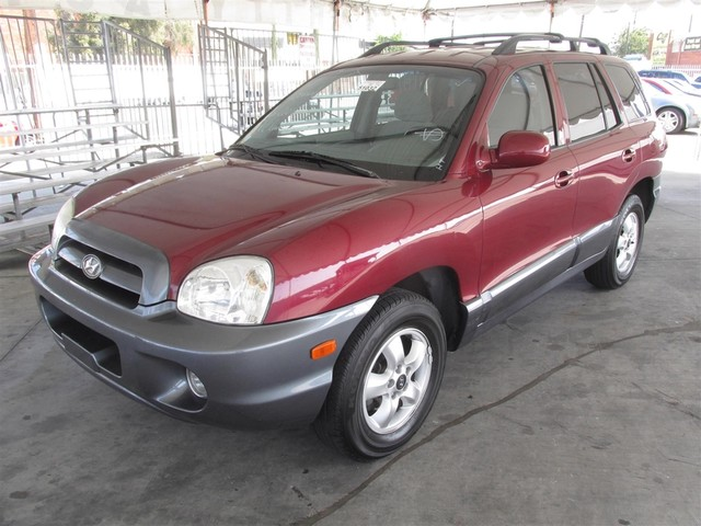 2005 Hyundai Santa Fe GLS Please call or e-mail to check availability All of our vehicles are a