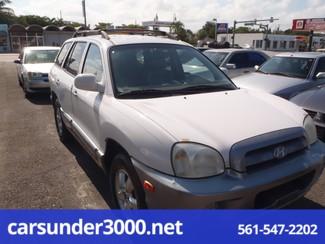 2005 Hyundai Santa Fe GLS Lake Worth , Florida