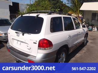 2005 Hyundai Santa Fe GLS Lake Worth , Florida 1