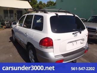 2005 Hyundai Santa Fe GLS Lake Worth , Florida 2