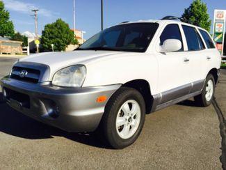 2005 Hyundai Santa Fe LX LINDON, UT 5