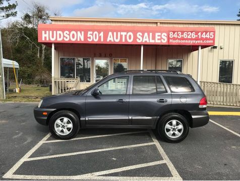 2005 Hyundai Santa Fe GLS | Myrtle Beach, South Carolina | Hudson Auto Sales in Myrtle Beach, South Carolina