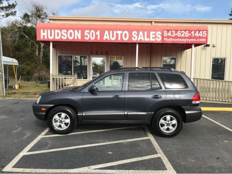 2005 Hyundai Santa Fe GLS | Myrtle Beach, South Carolina | Hudson Auto Sales in Myrtle Beach South Carolina