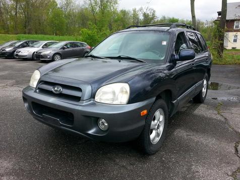 2005 Hyundai Santa Fe GLS in West Springfield, MA
