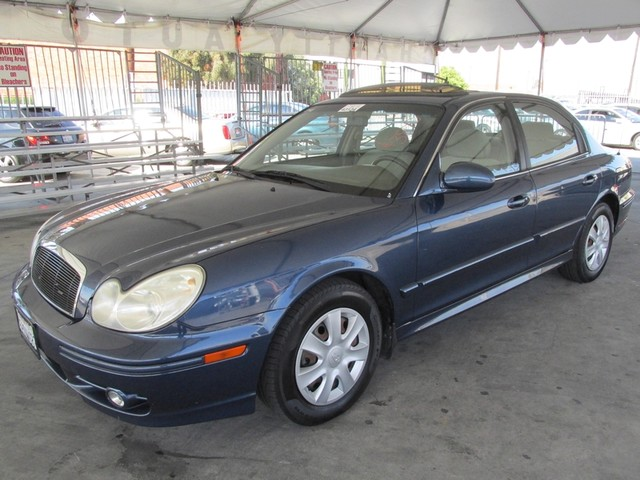 2005 Hyundai Sonata GL Please call or e-mail to check availability All of our vehicles are avai