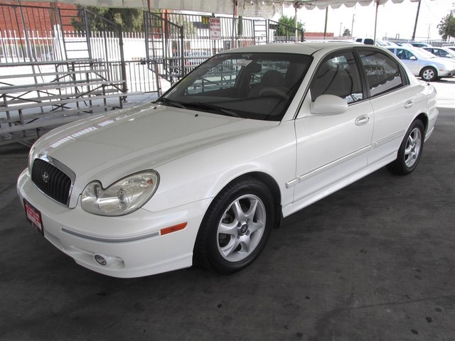 2005 Hyundai Sonata GLS Please call or e-mail to check availability All of our vehicles are ava