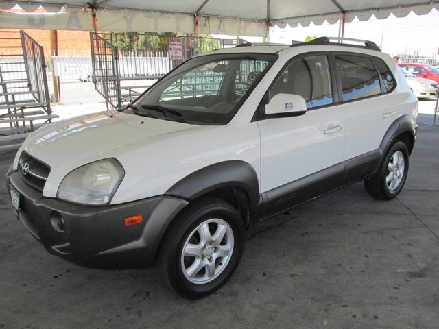 2005 Hyundai Tucson LX Please call or e-mail to check availability All of our vehicles are avail