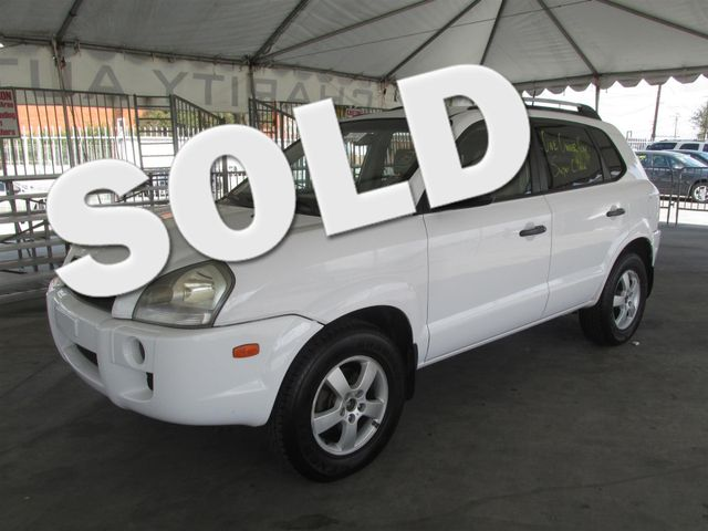 2005 Hyundai Tucson GL Please call or e-mail to check availability All of our vehicles are avai