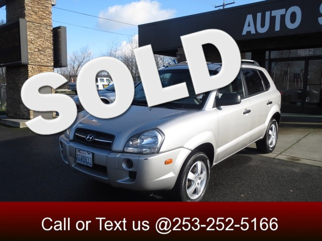 2005 Hyundai Tucson GL The CARFAX Buy Back Guarantee that comes with this vehicle means that you ca