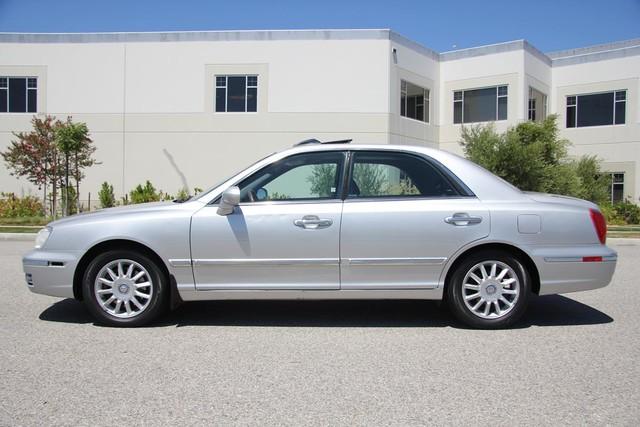 2005 Hyundai XG350 L Santa Clarita, CA 11