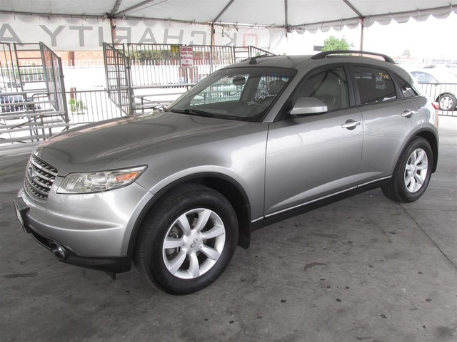 2005 Infiniti FX35 Please call or e-mail to check availability All of our vehicles are availabl