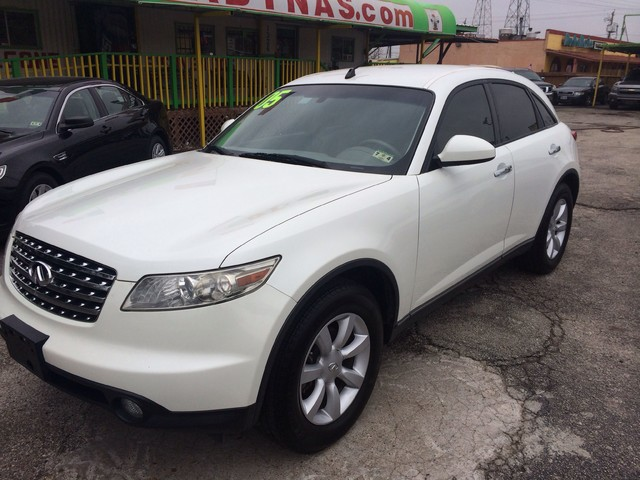 2005 Infiniti FX35 SPORT Houston, TX 1