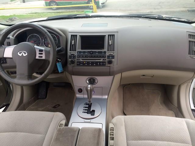 2005 Infiniti FX35 SPORT Houston, TX 11