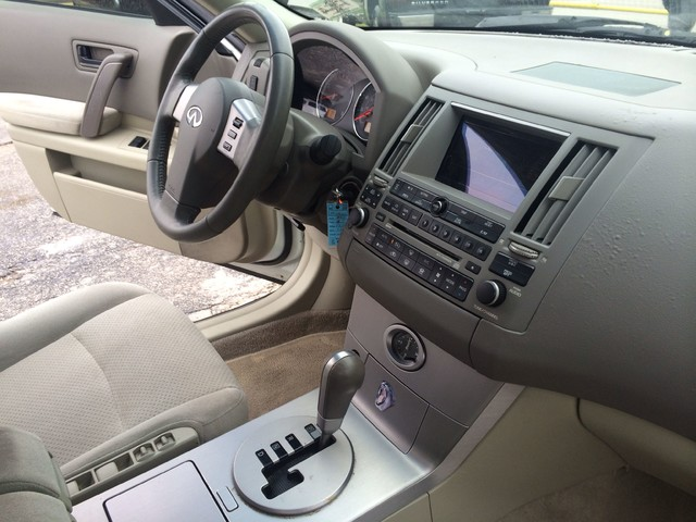 2005 Infiniti FX35 SPORT Houston, TX 16