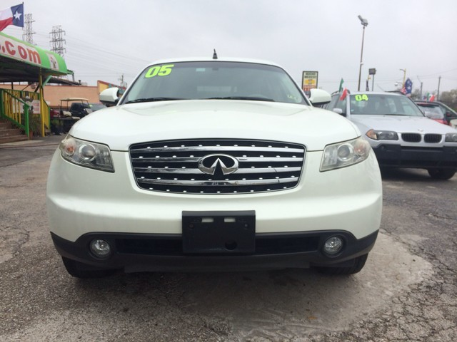 2005 Infiniti FX35 SPORT Houston, TX 2