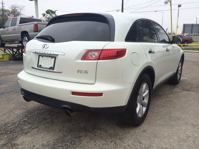 2005 Infiniti FX35 SPORT Houston, TX 5