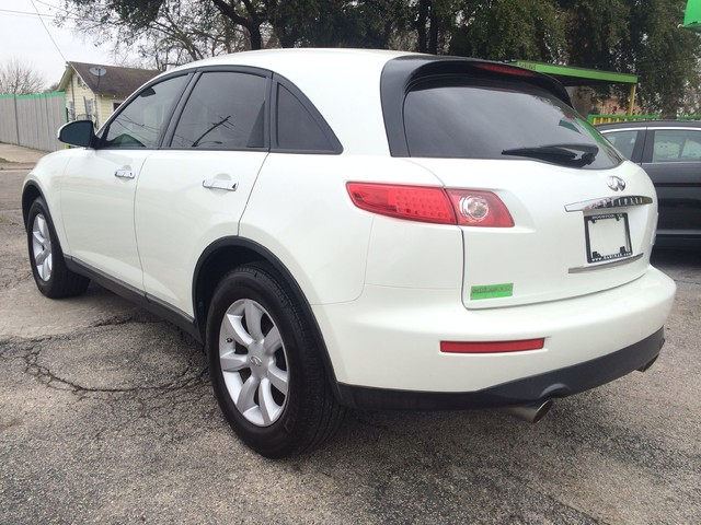 2005 Infiniti FX35 SPORT Houston, TX 7