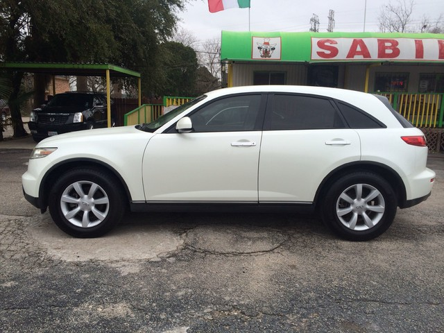 2005 Infiniti FX35 SPORT Houston, TX 8