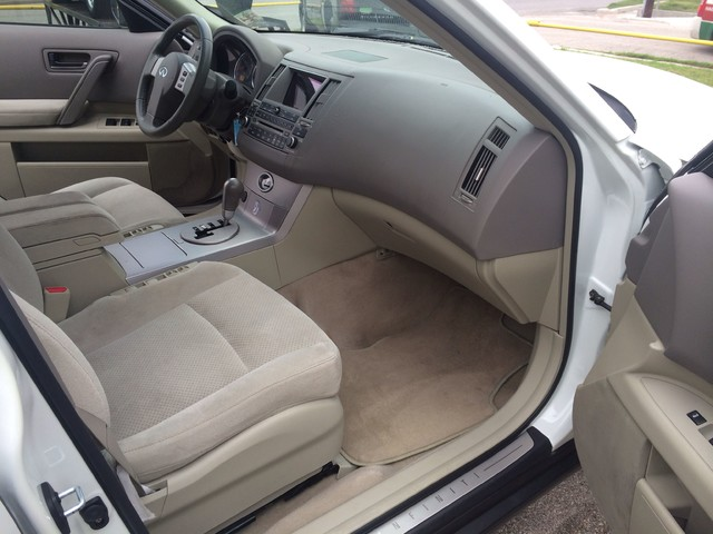 2005 Infiniti FX35 SPORT Houston, TX 9