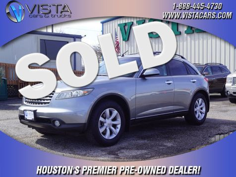 2005 Infiniti FX35 Base in Houston, Texas