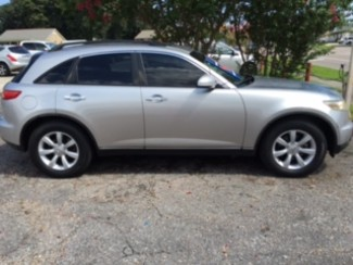2005 Infiniti FX35 Kenner, Louisiana 2