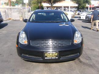 2005 Infiniti G35 Los Angeles, CA 1