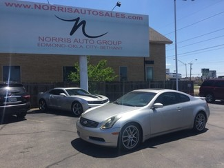 2005 Infiniti G35  in Oklahoma City OK