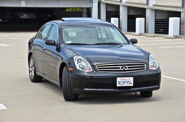 2005 Infiniti G35 X Reseda, CA 5