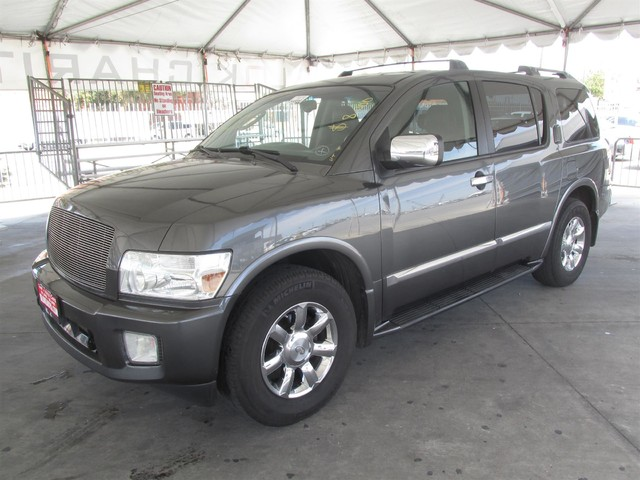2005 INFINITI QX56 Please call or e-mail to check availability All of our vehicles are availabl