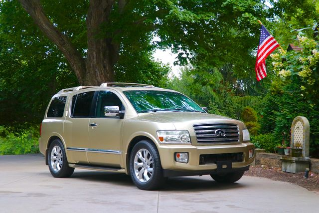 2005 Infiniti QX56  | Kent, Ohio | Golden Rule Auto in Kent Ohio
