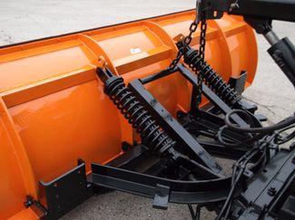 2005 International 7400 Snow Plow Dump Truck, 11', Dump with Spreader ., . 16