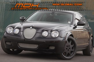 2005 Jaguar S-TYPE R - SUPERCHARGED V8 - XENON - NAVIGATION in Los Angeles