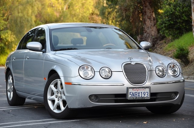 2005 Jaguar S-TYPE Burbank, CA 0