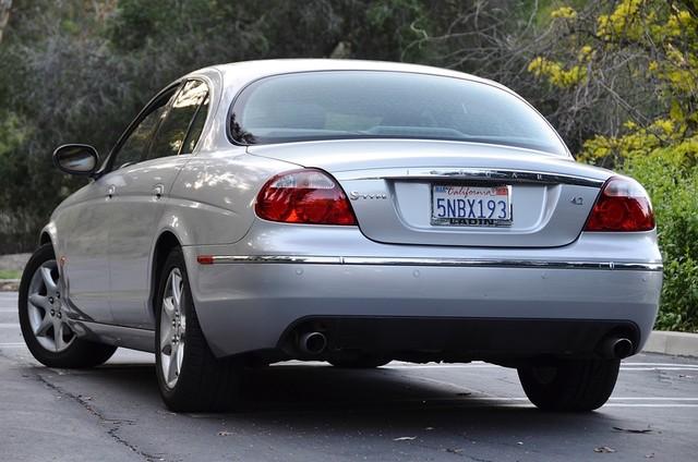 2005 Jaguar S-TYPE Burbank, CA 3