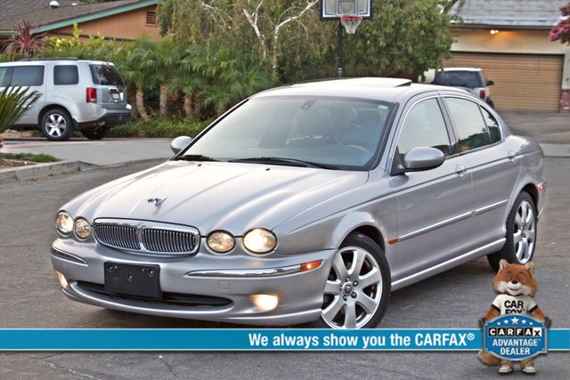 2005 Jaguar X-TYPE 3.0L 4WD ONLY 69K ORIGINAL MLSL ALLOY WHLS SERVICE RECORDS! Woodland Hills, CA 0