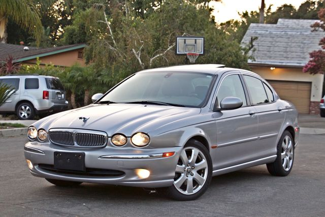 2005 Jaguar X-TYPE 3.0L 4WD ONLY 69K ORIGINAL MLSL ALLOY WHLS SERVICE RECORDS! Woodland Hills, CA 1