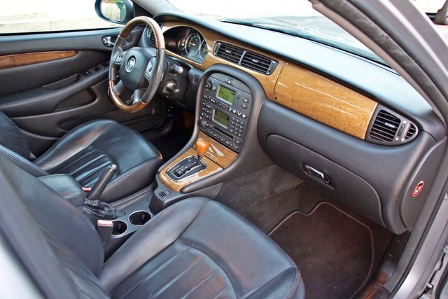 2005 Jaguar X-TYPE 3.0L 4WD ONLY 69K ORIGINAL MLSL ALLOY WHLS SERVICE RECORDS! Woodland Hills, CA 21