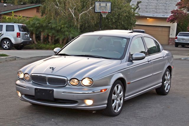 2005 Jaguar X-TYPE 3.0L 4WD ONLY 69K ORIGINAL MLSL ALLOY WHLS SERVICE RECORDS! Woodland Hills, CA 9