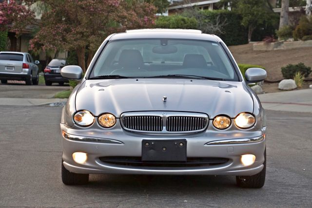 2005 Jaguar X-TYPE 3.0L 4WD ONLY 69K ORIGINAL MLSL ALLOY WHLS SERVICE RECORDS! Woodland Hills, CA 8